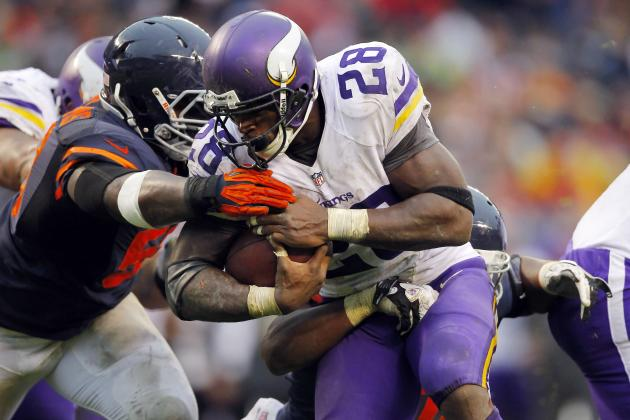 Breaking Down the Minnesota Vikings' Red-Zone Struggles vs. the Bears