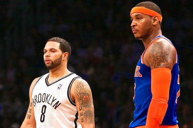 Deron Williams on Nets-Knicks Rivalry: 'Of Course We Want to Run New York'