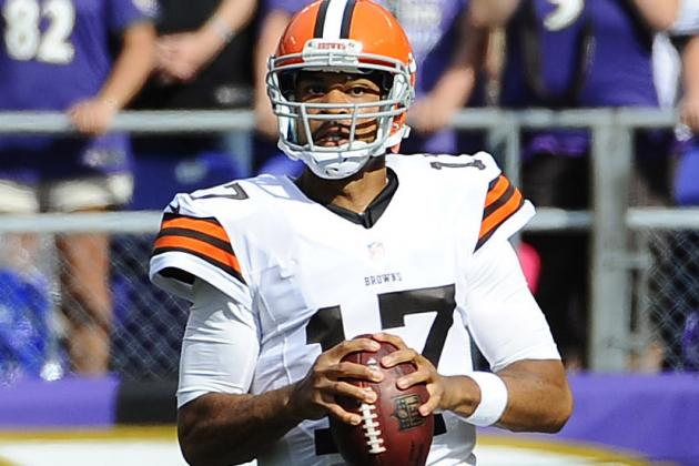 Rob Chudzinski Says He Will Consider Jason Campbell and Brian Hoyer