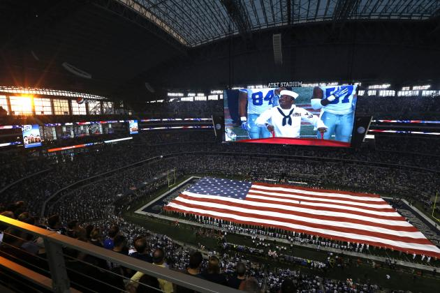 Cowboys Stadium Uses More Electricity Than Liberia on Game Day