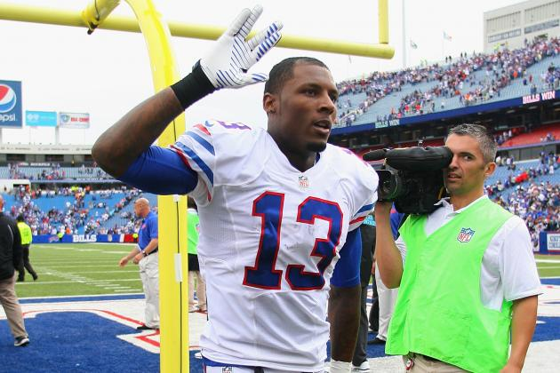 Touchdown Catch by Bills' Johnson Feels Like Redemption