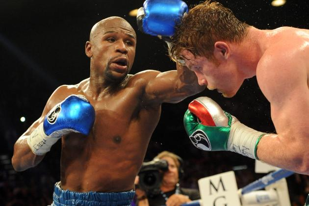 Floyd Mayweather Fight 2013: Money Becoming More Dominant with Age