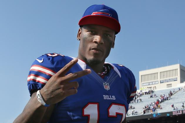 The Roller Coaster Ride That Is Buffalo Bills WR Stevie Johnson
