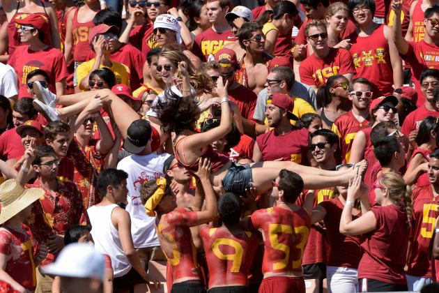 Trojans Hope for Larger Crowd Against Utah State