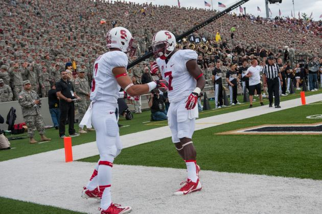 Explaining Why Ty Montgomery Is the X-Factor in Stanford's Offense