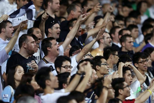 Tottenham Ask Season-Ticket Holders About a Ban on Some Chants