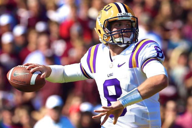 Why LSU's Zach Mettenberger Is Set to Explode Against Auburn
