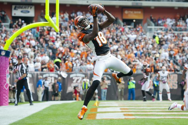 Steelers vs. Bengals: Projecting Fantasy Stats for Top Stars