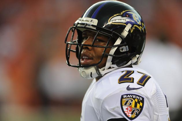 Thanks Fantasy Owners, You Ruined Fantasy Football for Ray Rice