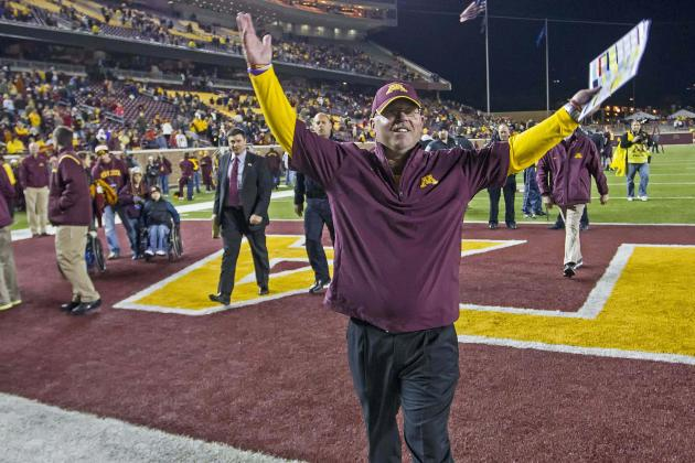 Jerry Kill's Health Isn't an Issue Until He Decides It Is