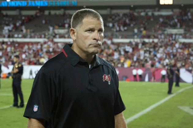 Schiano Is Right: Bucs' Failure Is on Him