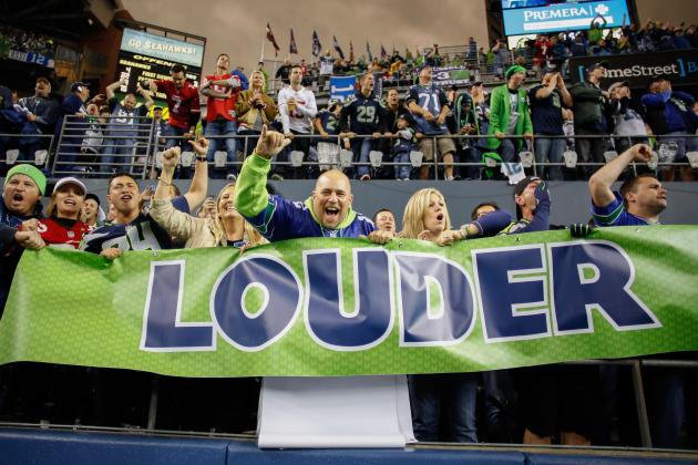 CenturyLink Is Guinness World Record's Loudest Stadium