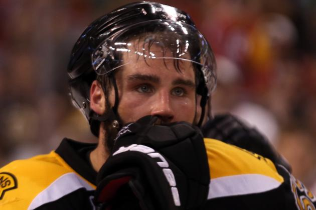 Boychuk Hopes to Keep the Offense Coming for B's