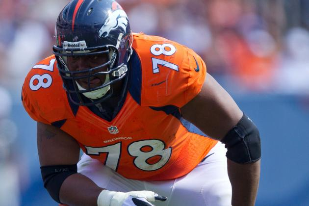 Ryan Clady Has Lisfranc Sprain