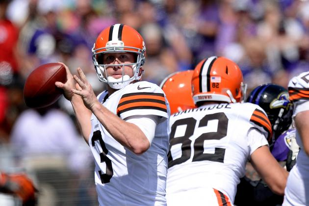 The Cleveland Browns Offense Is Trying to Be Something It's Not