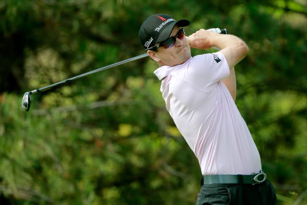 Zach Johnson Wins BMW C'ship with 6-Under Final Round