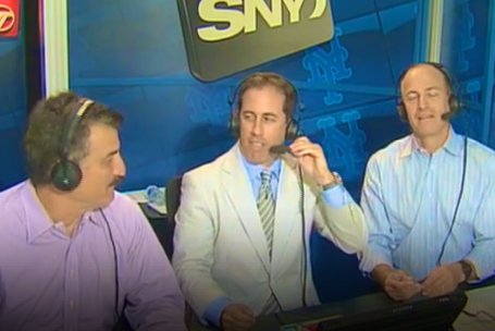 Jerry Seinfeld to Join New York Mets Broadcast Team on Tuesday