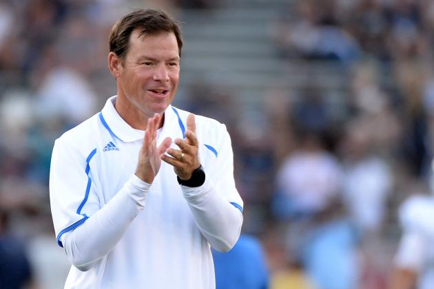 Video: Coach Jim Mora Thanks Husker Nation