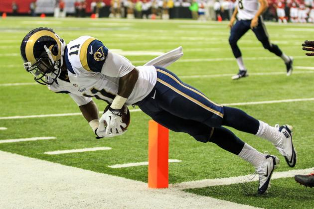 Tavon Austin Scores 2 TDs, but Rams Lose to Falcons
