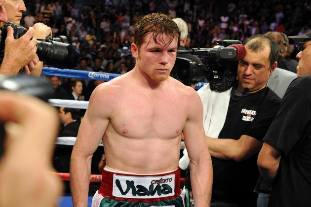 Mayweather vs. Alvarez: Loss to Money Will Only Strengthen Canelo Going Forward