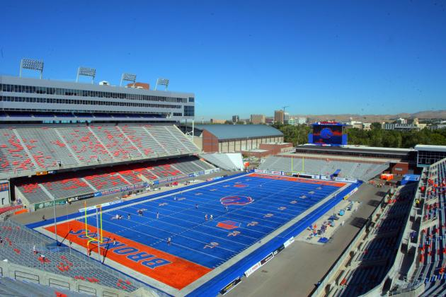Boise State Puts Football Revenue to Use