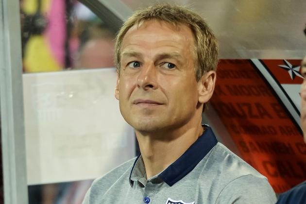 Jurgen Klinsmann Q & A: 'Finish Qualifying on Highest Note Possible'