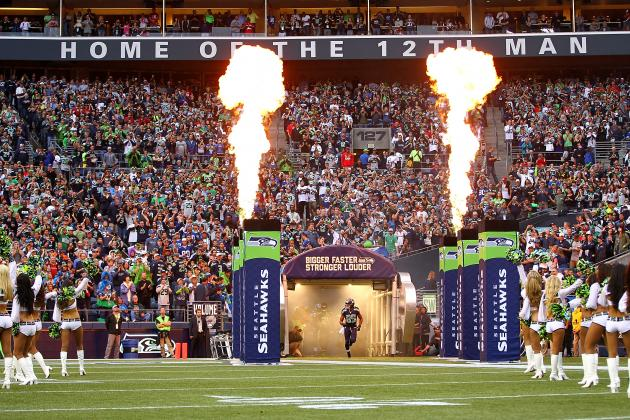 Seattle Seahawks Fans Set Guinness World Record for Loudest Stadium...Twice