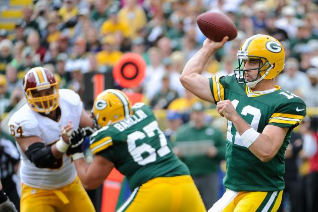 Early NFL Prediction: Will Peyton Manning or Aaron Rodgers Win MVP Award?