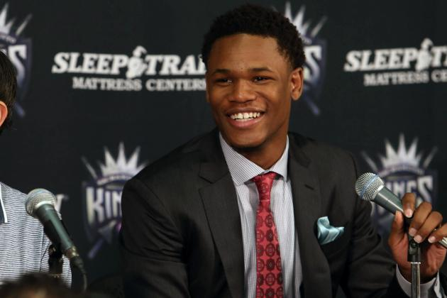 Ben McLemore Scares His Mom with Fake Snake Prank