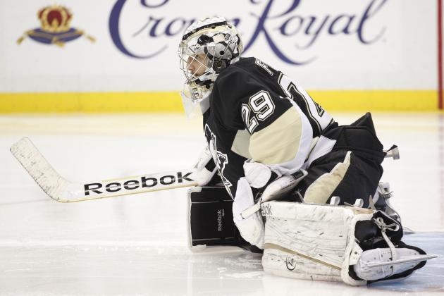 Fleury Can Still Be 'Elite' Goalie for Penguins