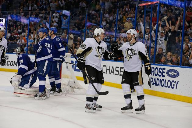 Penguins Notebook: Bylsma Sees Difference in Trio