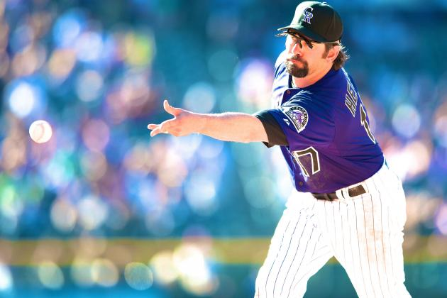 Todd Helton Announces Retirement After 17-Year MLB Career