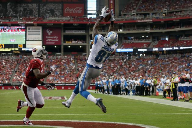 2013 Fantasy Football Wide Receiver Rankings: NFL  Week 3