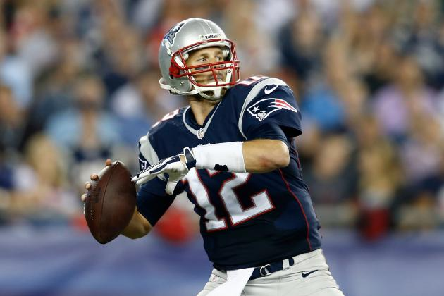 How Much Blame Does Tom Brady Carry for Patriots' Offensive Struggles?