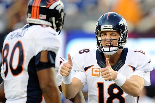 Debate: Who's the Super Bowl Favorite, Broncos, Seahawks, or Someone Else?