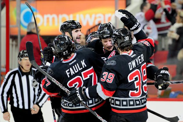 Carolina Hurricanes' 2013 Preseason Preview and Storylines to Watch