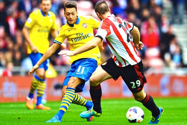 Arsenal Following the Manchester United Blueprint? Goals Galore, Defence Ignored