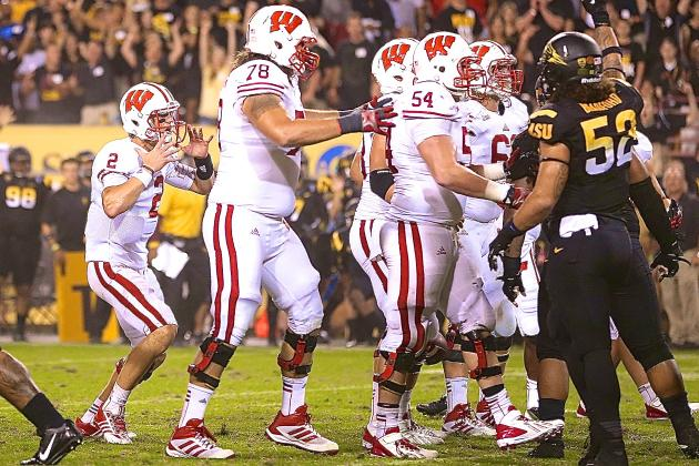 Pac-12 Reprimands Refs Who Botched End of Wisconsin-Arizona State Game