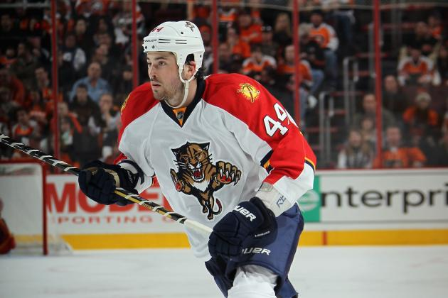 Panthers beat Predators 6-3 in opening game of split-squad doubleheader
