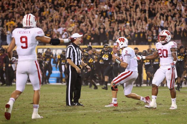History of Tough Losses Will Help Wisconsin Bounce Back from ASU Debacle