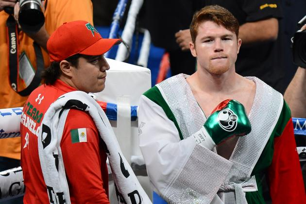 Mayweather vs Canelo: Alvarez's Best Potential Opponents After Title Fight Loss