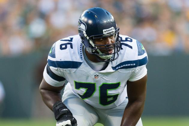 Russell Okung Has Torn Ligament in Toe