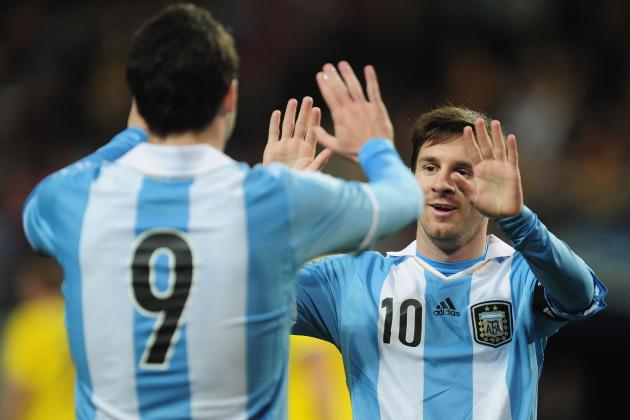 Signs That Lionel Messi Is Finally Thriving with Argentina