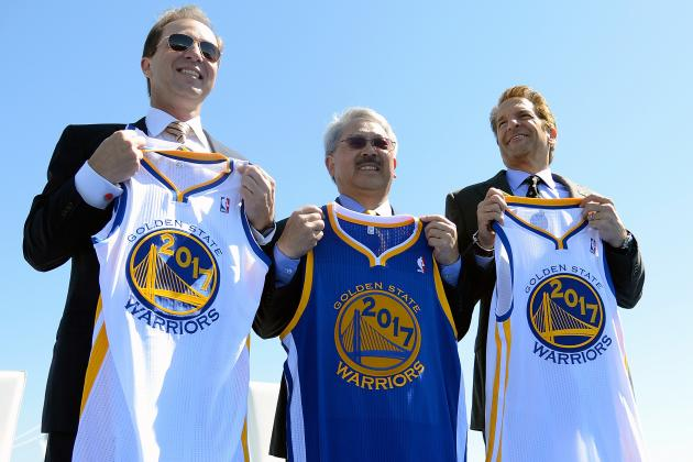 Golden State Warriors Setting Franchise Records off the Court