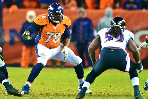 Ryan Clady Injury: Updates on Denver Broncos Star's Foot