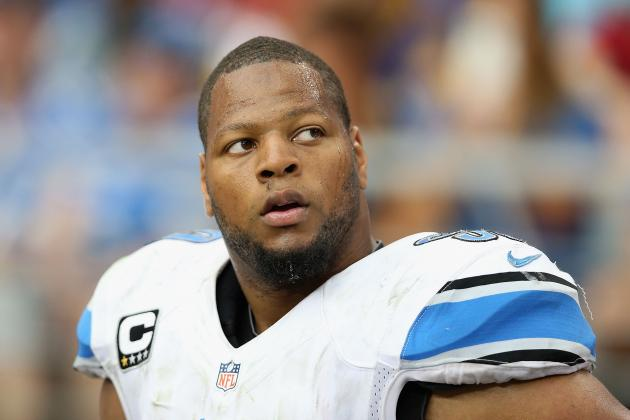 Has Ndamukong Suh Become the NFL's Ultimate Villain?