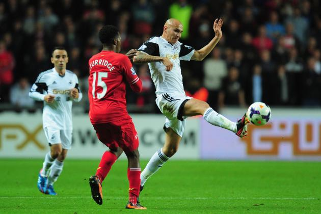 Jonjo Shelvey Performance for Swansea Shows Why He Had to Leave Liverpool