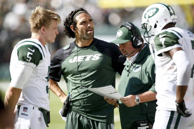 Geno Smith Responds to Report of Matt Simms Support