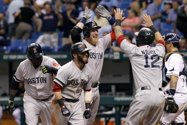 Creating Boston Red Sox's Ideal Postseason Batting Order
