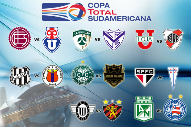 Copa Sudamericana 2013: Round of 16 Schedule and Preview for Wednesday's Matches